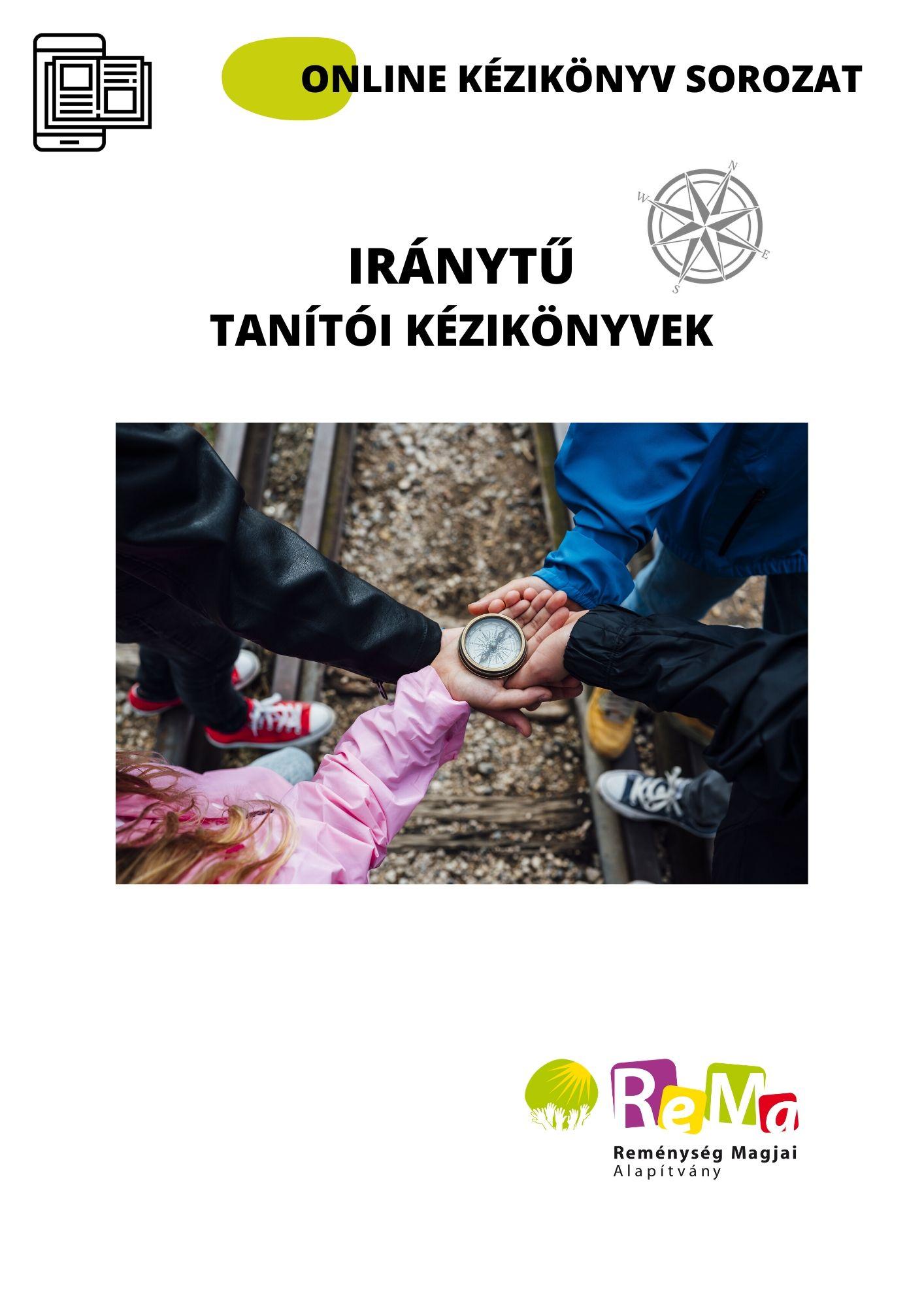 Iránytű ONLINE tanítói kézikönyv sorozat