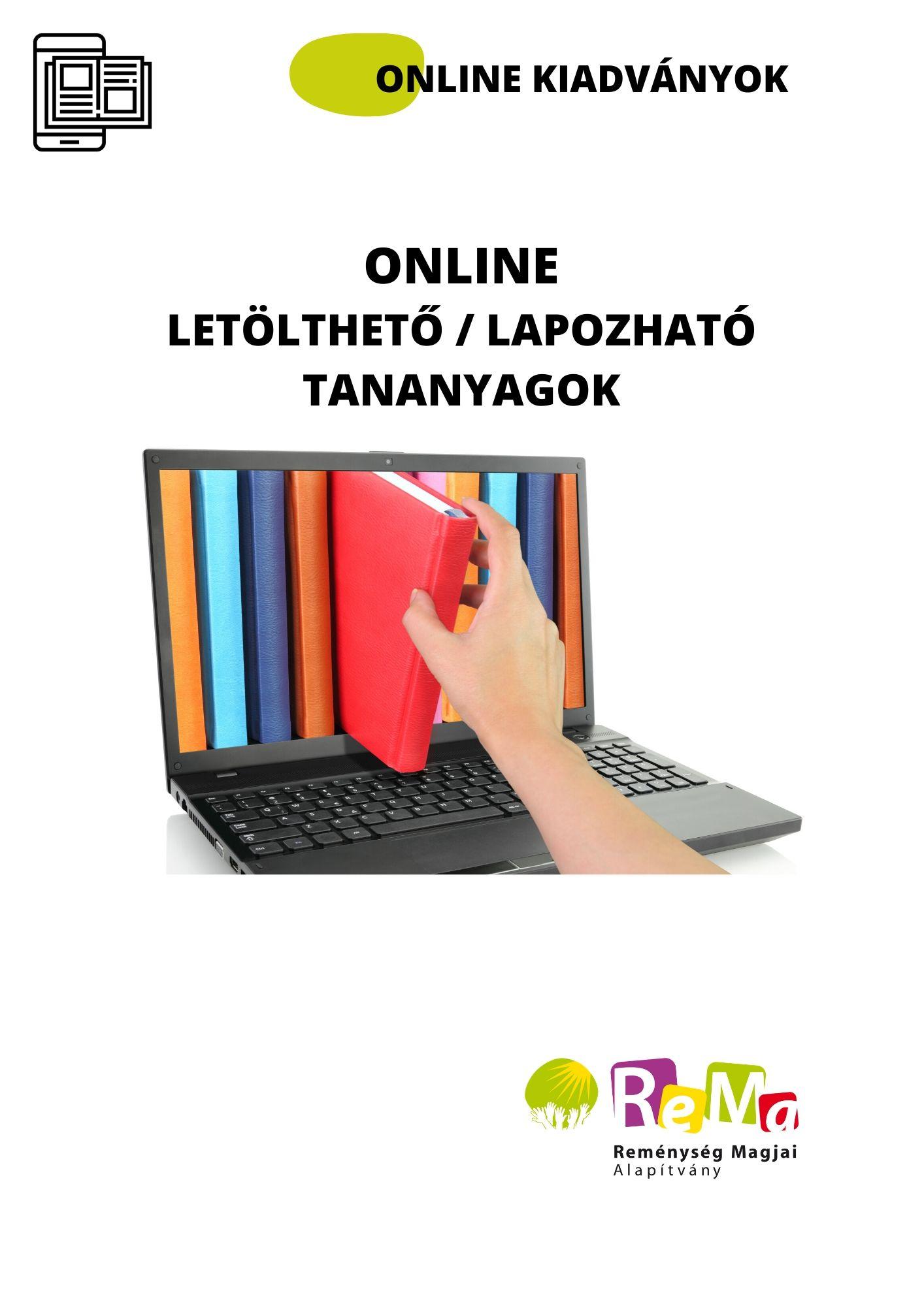 Online kiadványok