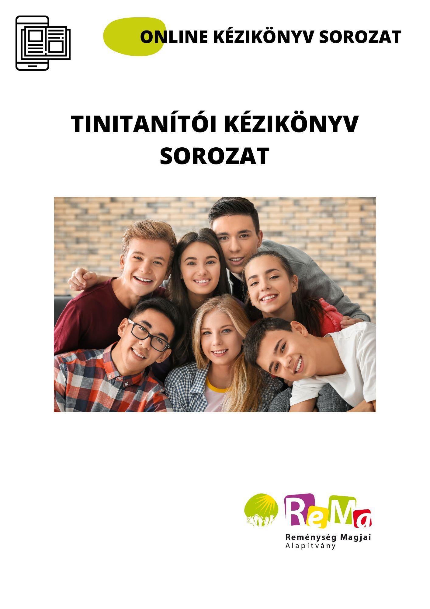 Tini ONLINE tanítói kézikönyvek